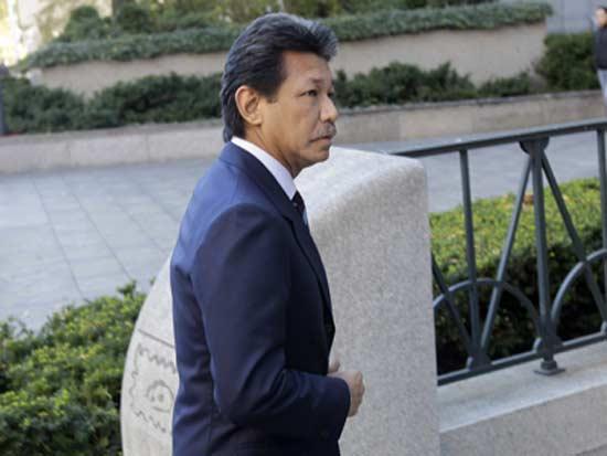 Ông từng bị cáo buộc biển thủ 14 tỉ USD.