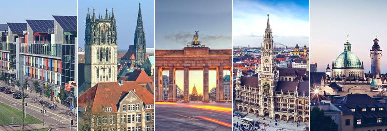 Các trường Đại học ở Đức được đánh giá cao và môi trường học tập hiện đại