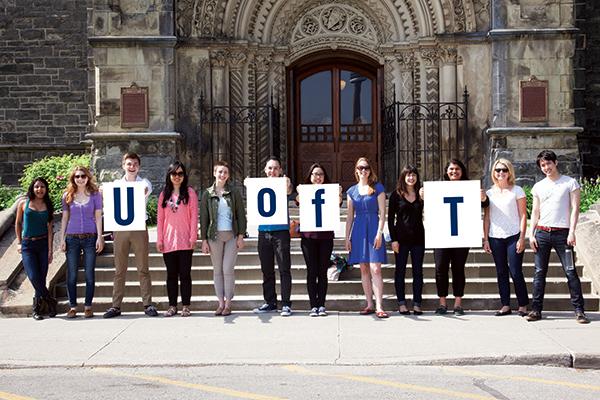 Du học sinh tại đại học Toronto