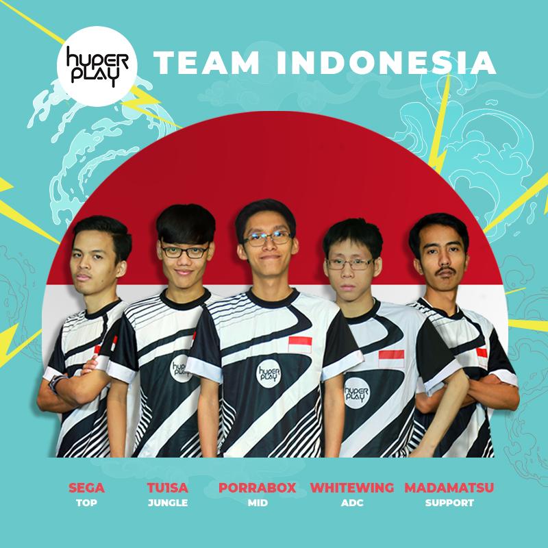 Các thành viên team Armored Project