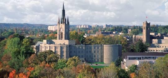 Du học Canada tại đại học Western