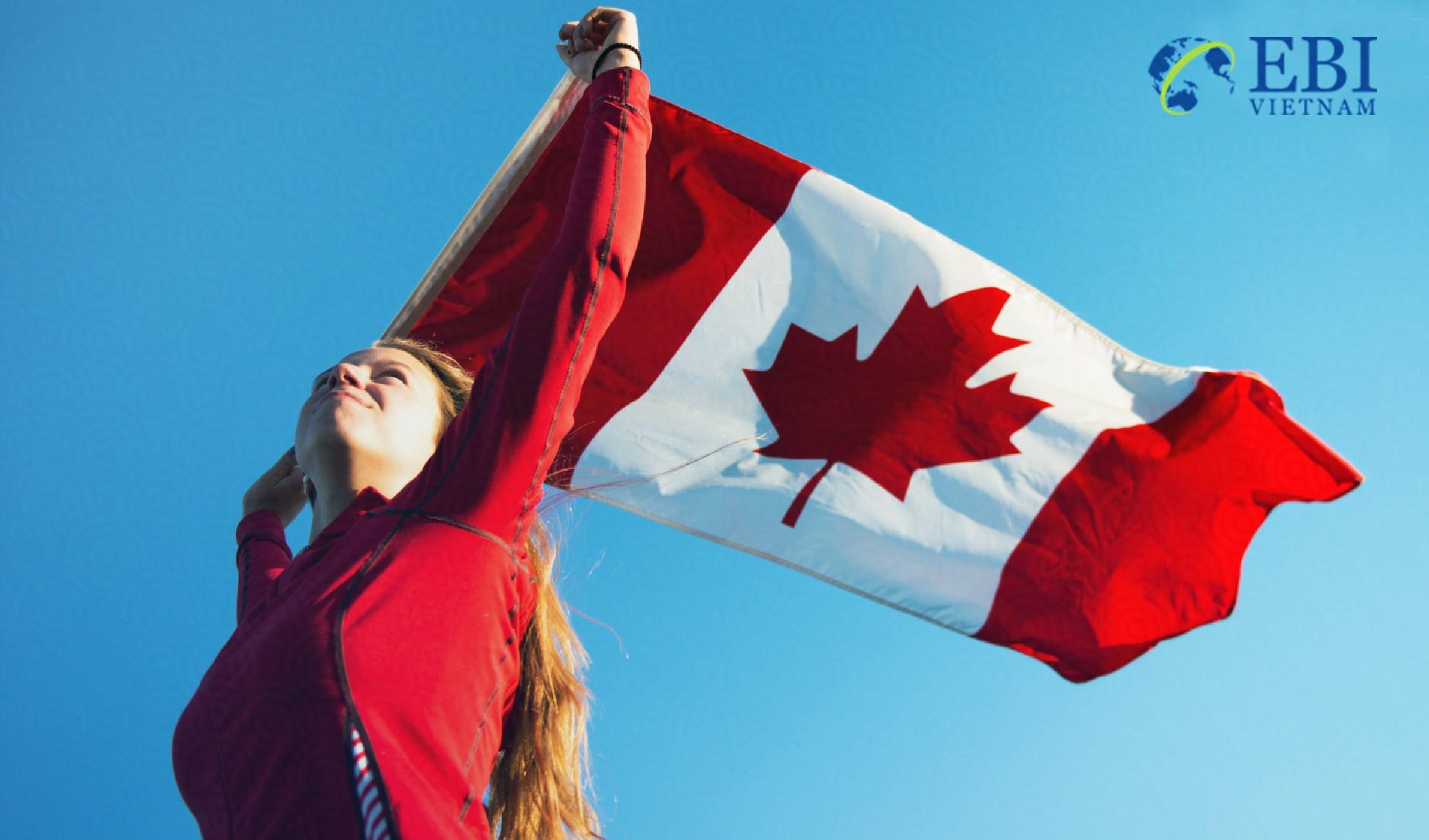 du học Canada nhận được sự quan tâm đông đảo của sinh viên