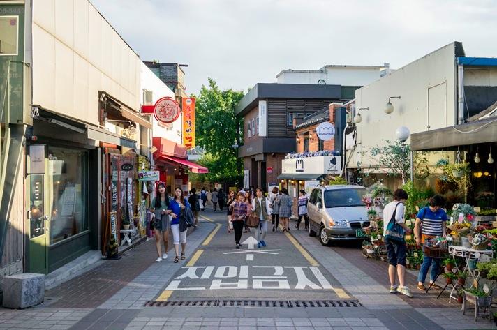 Top 20 Địa Điểm Du Lịch Hàn Quốc Đẹp Nhất Định Phải Đến