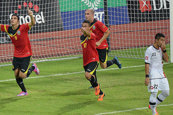 Timor Leste có lợi thế lớn sau trận lượt đi với Brunei tại AFF Suzuki Cup 2018