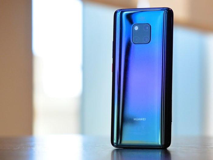 Dòng điện thoại mới của Huawei