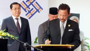 Quốc vương Brunei