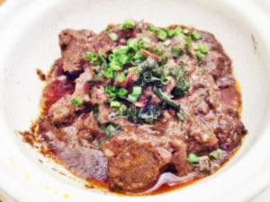 Thịt bò kho Tok