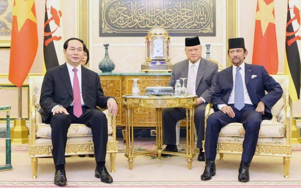 Việt Nam Brunei