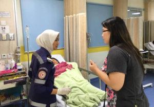 dịch vụ y tế Brunei 1