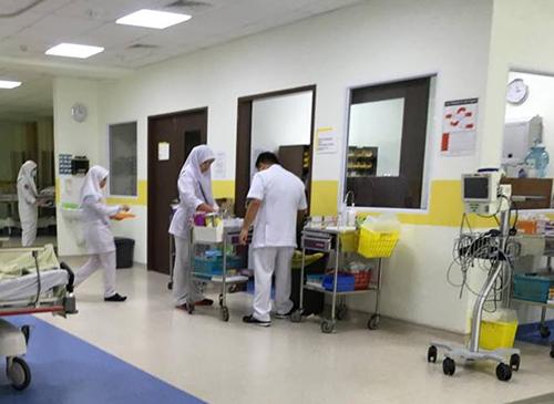 dịch vụ y tế Brunei 2