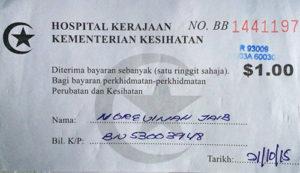 dịch vụ y tế Brunei 3