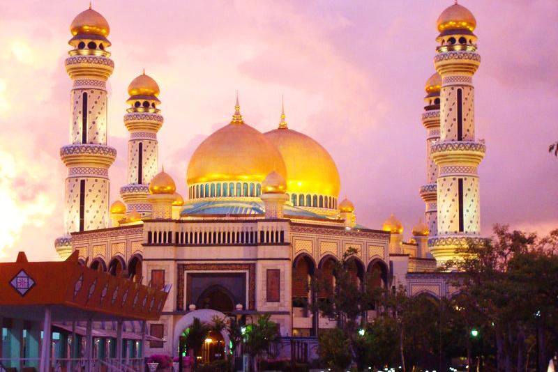 sự thật về Brunei