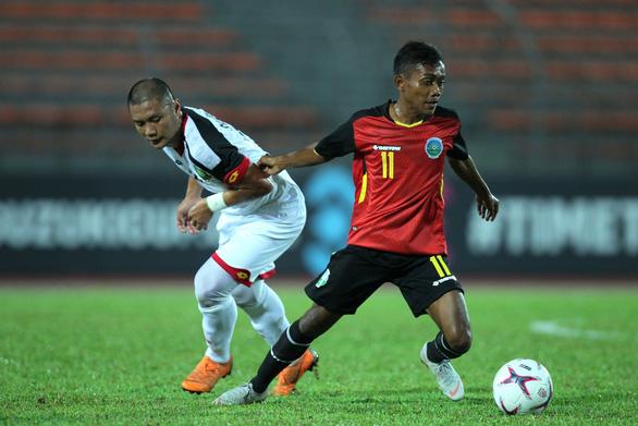 đội tuyển Đông Timor tại AFF Cup