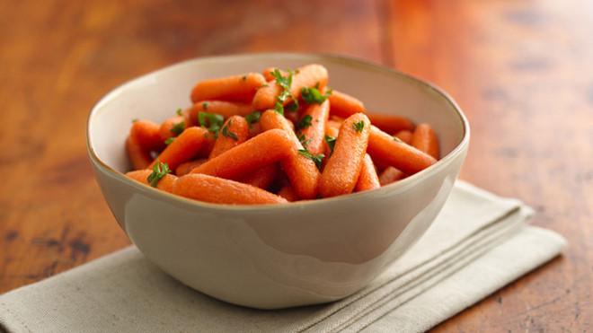 Cà rốt.