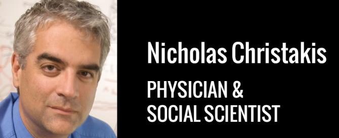 Nicholas Christakis - tiến sĩ y dược