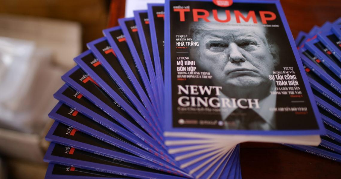 """Ấn phẩm """"Hiểu về Trump"""" cung cấp cái nhìn sâu sắc và độc đáo về cuộc đời và phong cách điều hành của Trump, cũng như cách ông tư duy và đưa ra quyết định."""