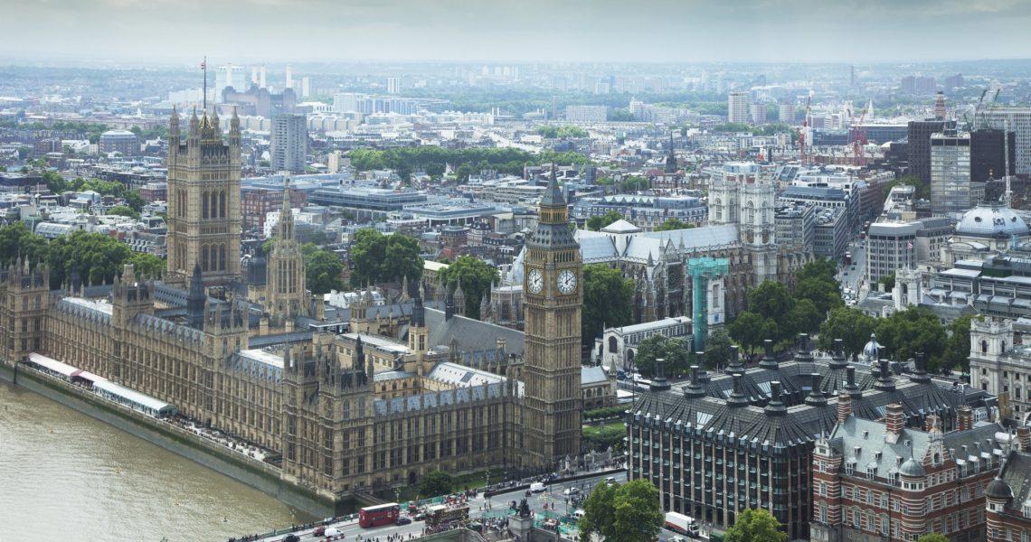 Thành phố London, vương quốc Anh