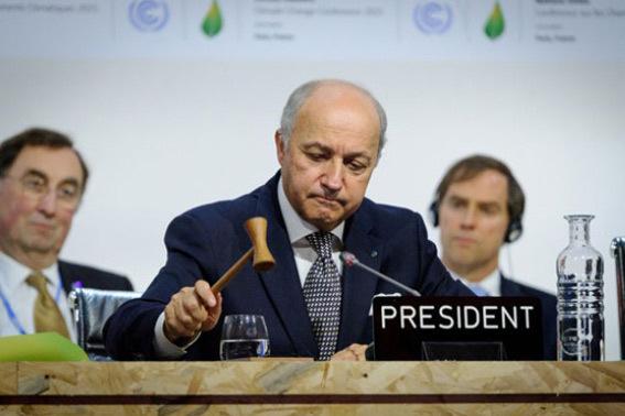 Hội nghị khí hậu Paris