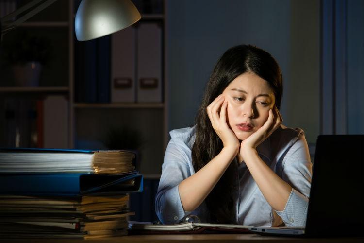 Kiệt sức do học tập quá độ