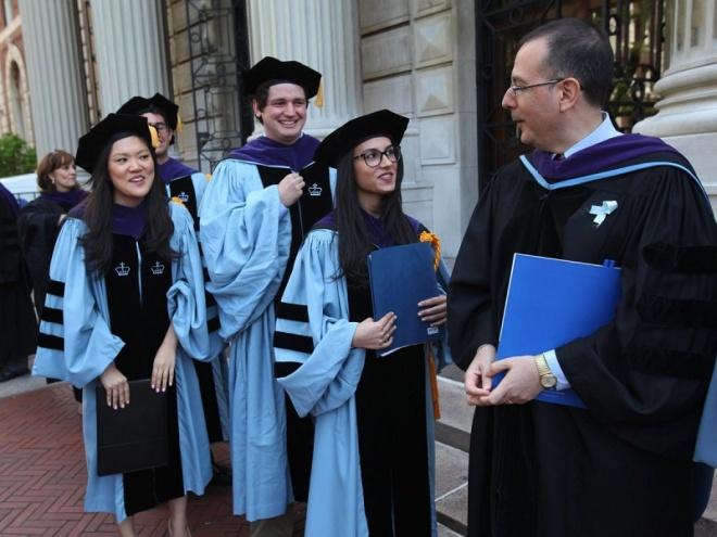 Sinh viên ngành Luật trường Đại học Yale