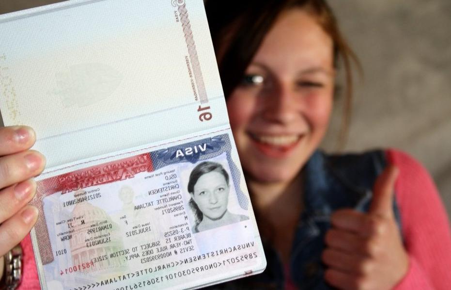 Du học sinh đậu visa du học Mỹ