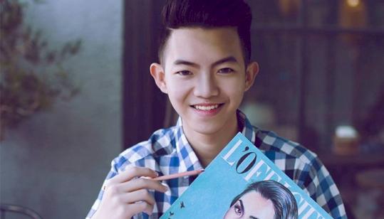 Phan Đăng Hoàng xuất sắc nhận được học bổng đại học Naba