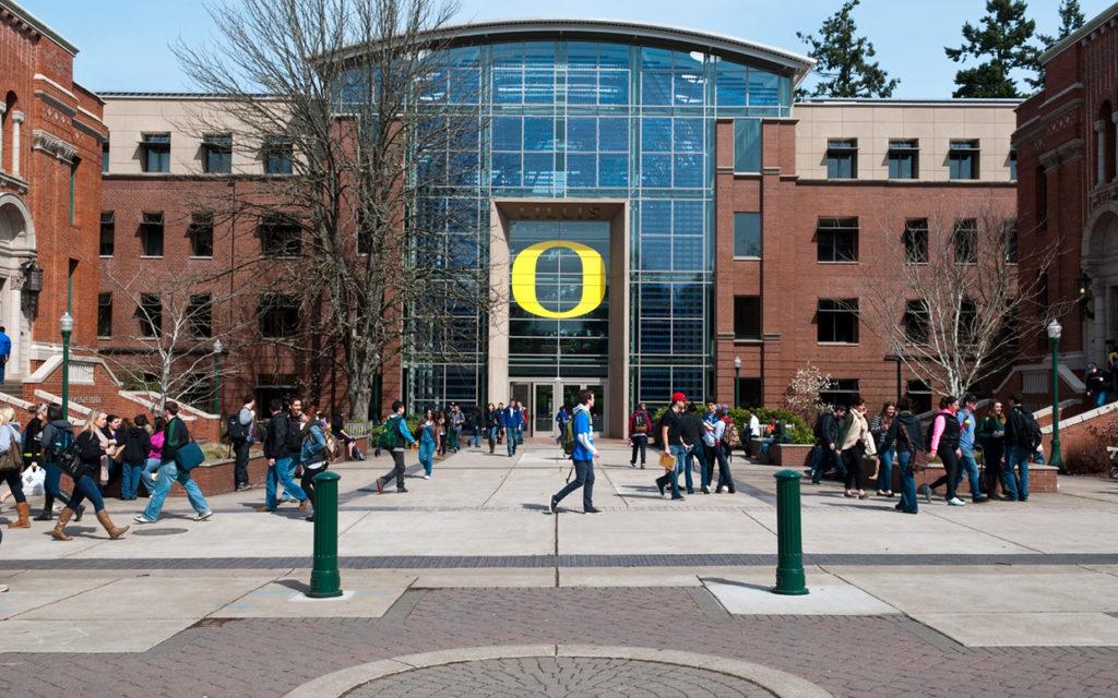 Trường đại học Oregon