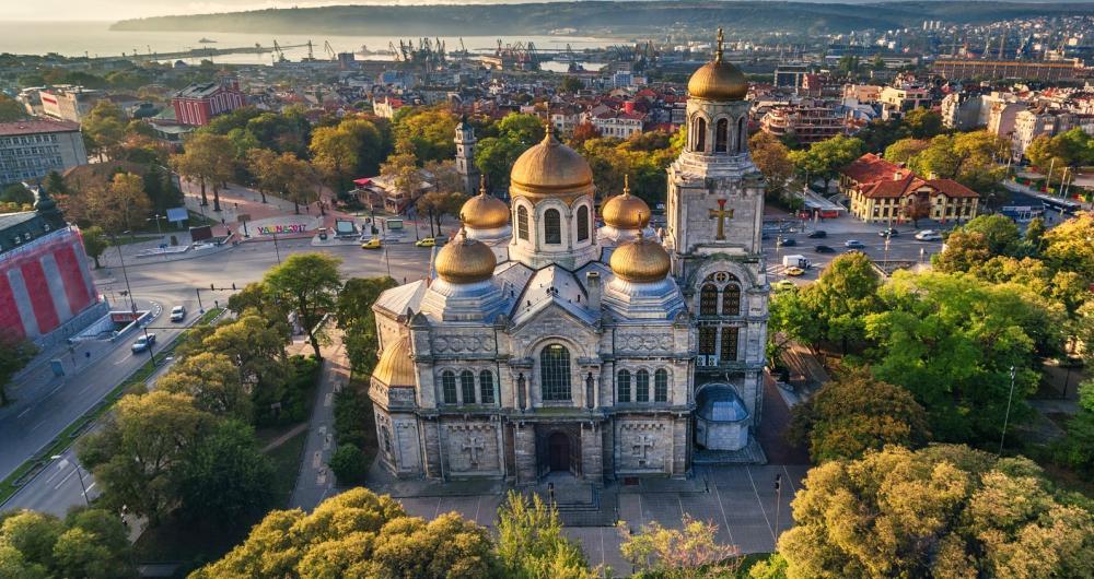 Sofia, thủ phủ của đất nước Bulgaria thơ mộng