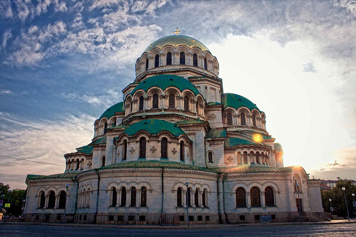 Vẻ đẹp của thủ đô Sofia