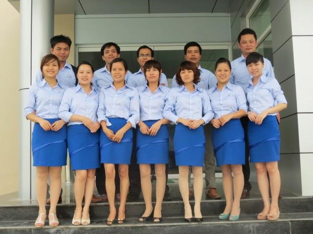 Lựa chọn đồng phục công sở 3