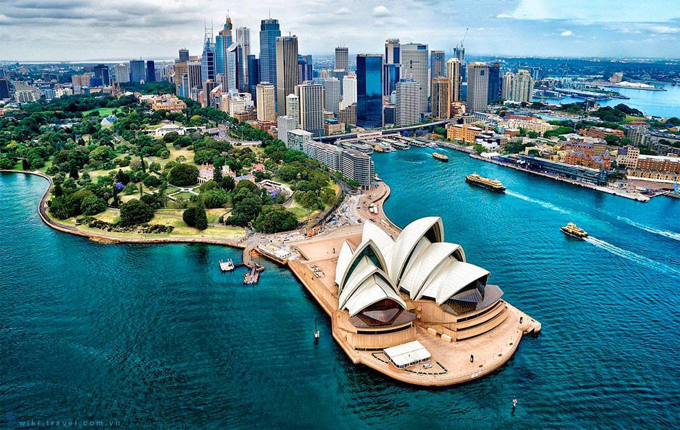 Thành phố Sydney