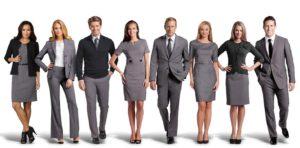 Đồng phục công ty giúp nhận diện thương hiệu tốt hơn