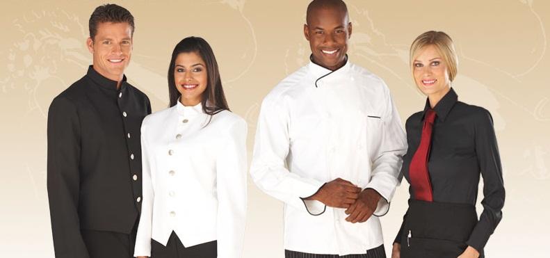 Tiêu chí chọn đồng phục nhà hàng - khách sạn