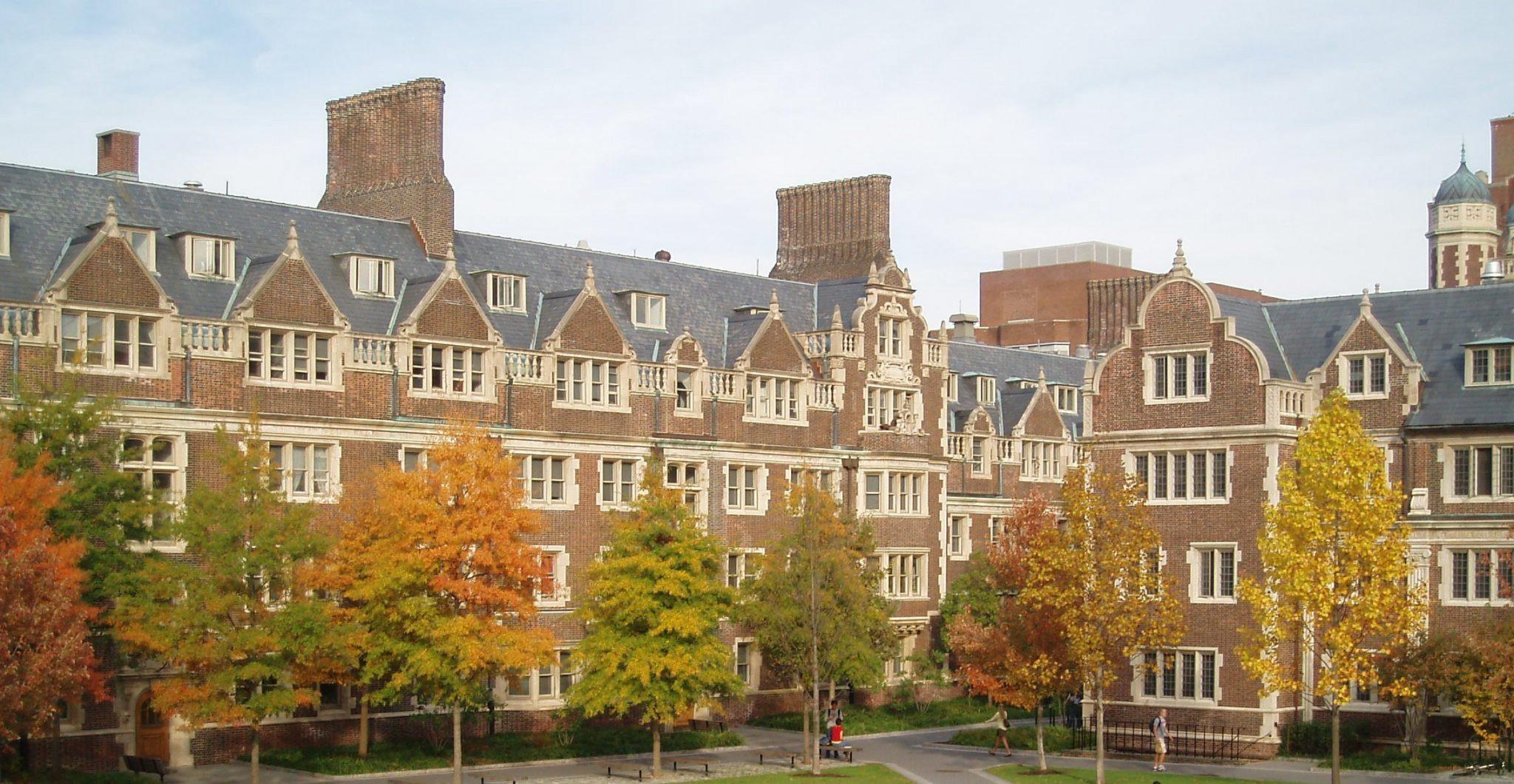 Ngôi trường Đại học Pennsylvania — Philadelphia