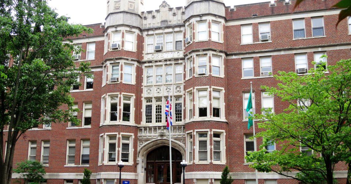 Ngôi trường Đại học Webster