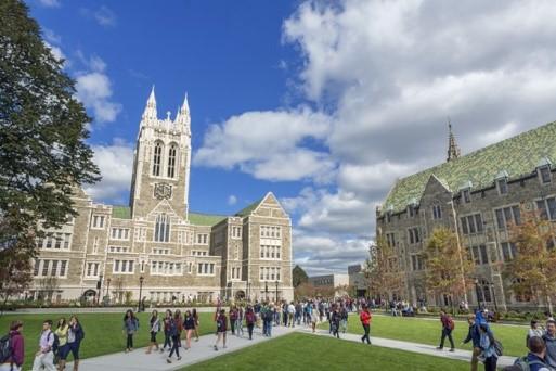 Trường Cao đẳng Boston, thành lập năm 1635