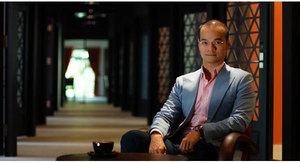 CEO Đỗ Sơn Dương - Một trong những nhà sáng lập mô hình cho thuê chỗ ngồi làm việc đầu tiên