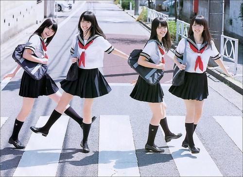 Nét đặc trưng của đồng phục học sinh Nhật Bản