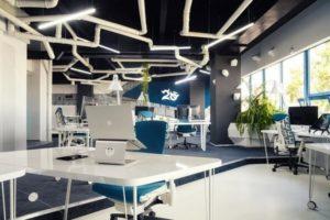 Văn phòng chia sẻ ( dịch vụ cho thuê chỗ ngồi)
