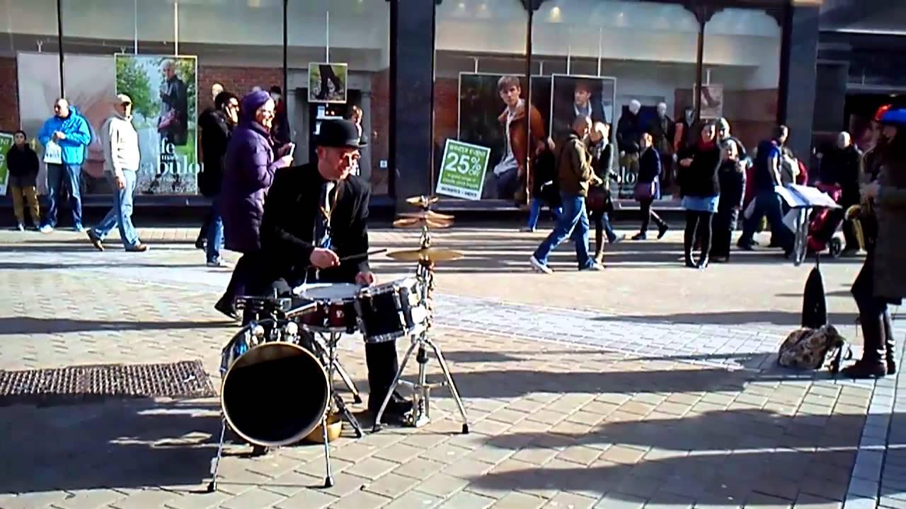 Âm nhạc đường phố châu Âu