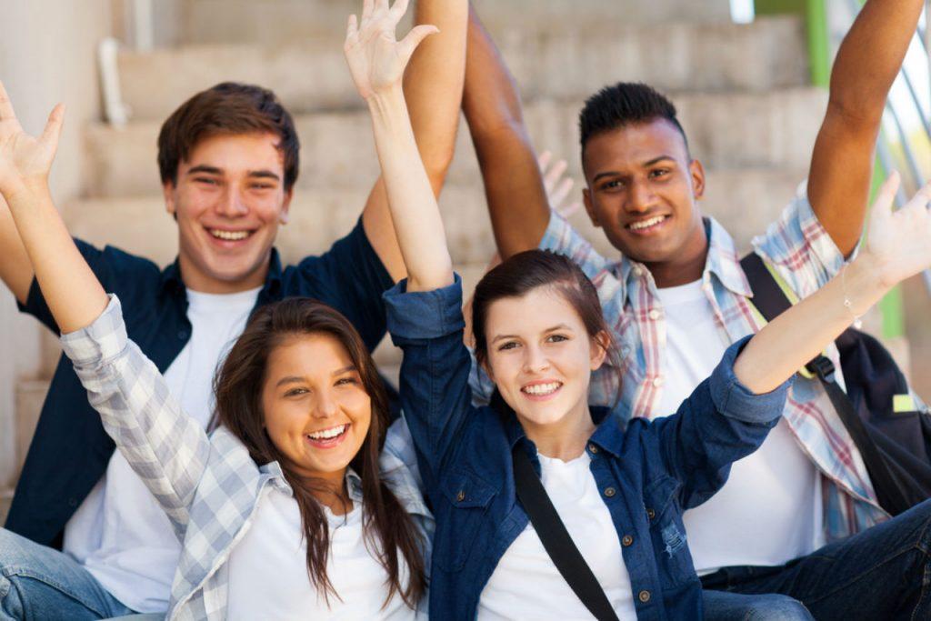 Du học hè ở Mỹ.