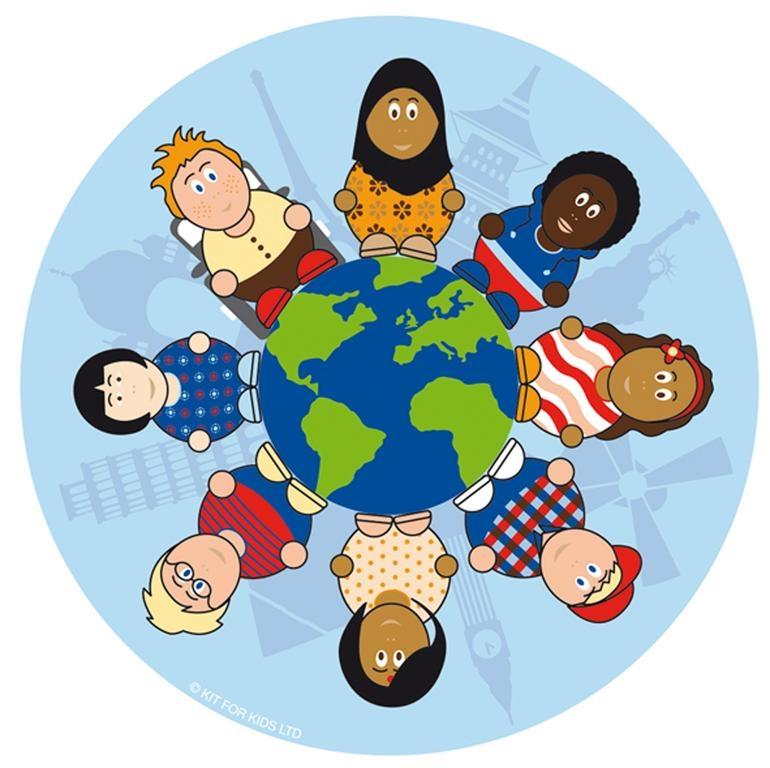 Khám phá văn hóa thế giới quanh ta.