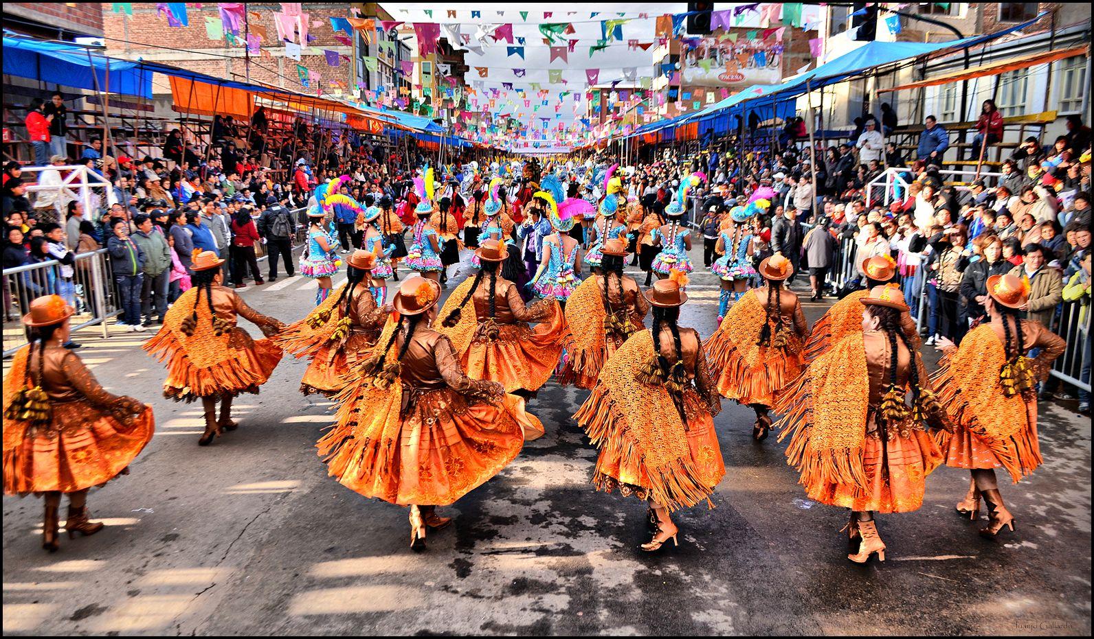 Lễ hội châu Âu đầy màu sắc