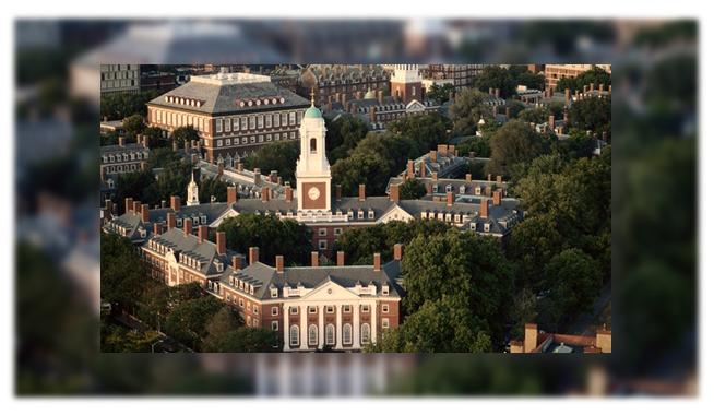 Đại học Harvard là cái nôi của nhiều người nổi tiếng và tỷ phú giàu có trên thế giới