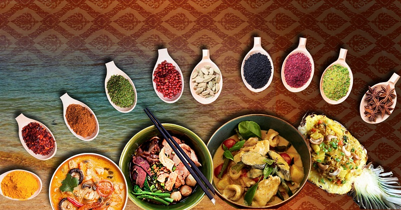 Văn hóa ẩm thực Thái Lan