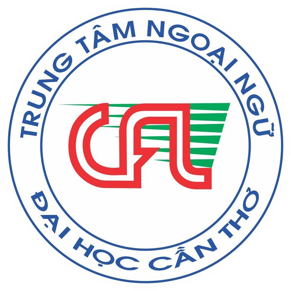 Logo Trung tâm ngoại ngữ đại học Cần Thơ