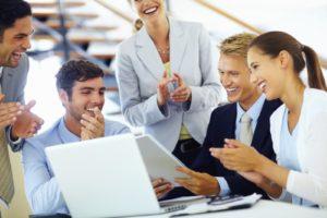 Sự vui vẻ, gắn kết góp phần tăng hiệu quả trong công việc