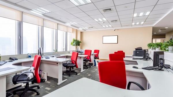 Thị trường văn phòng cho thuê