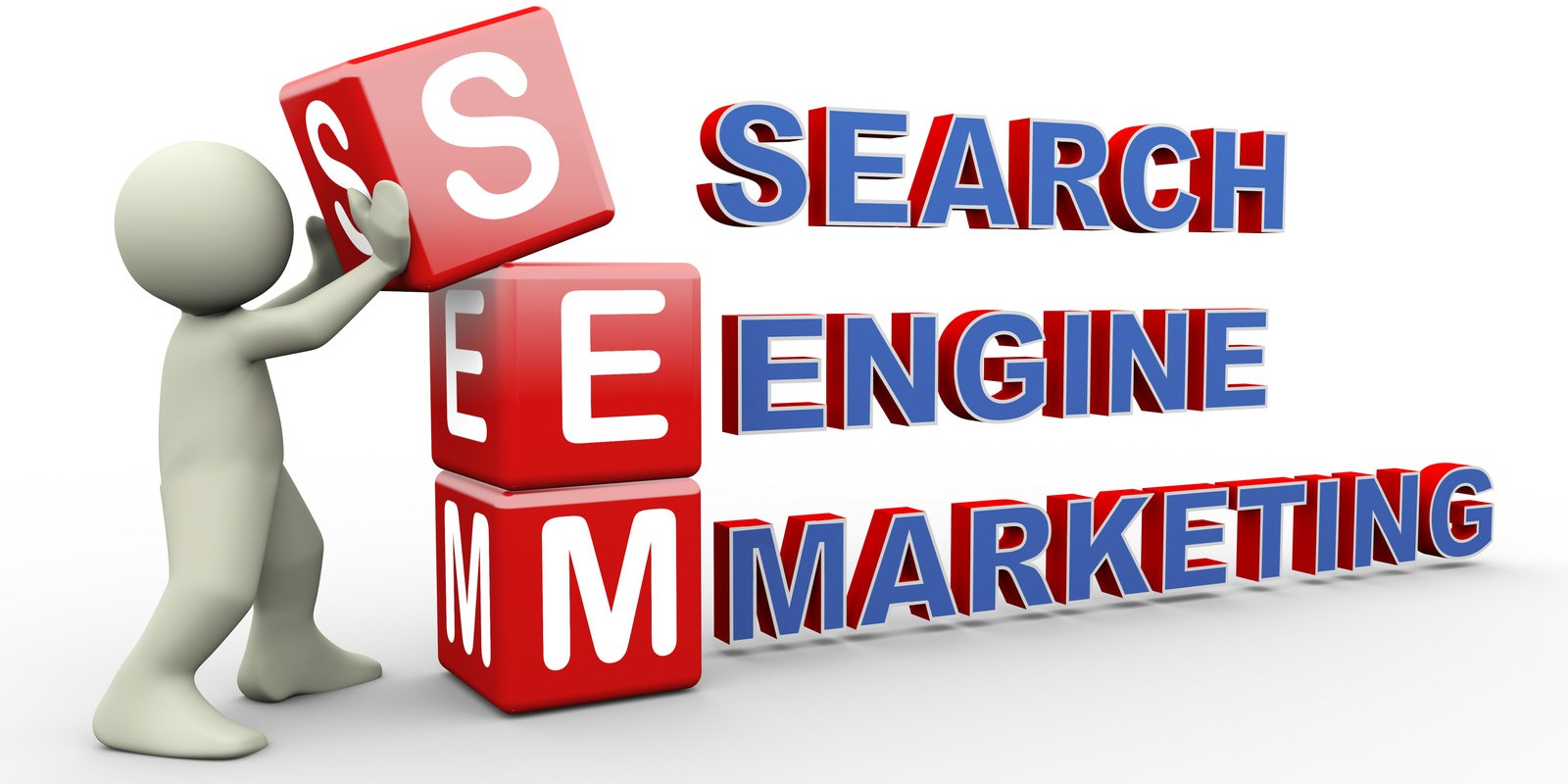SEM là viết tắt của Search engine marketing