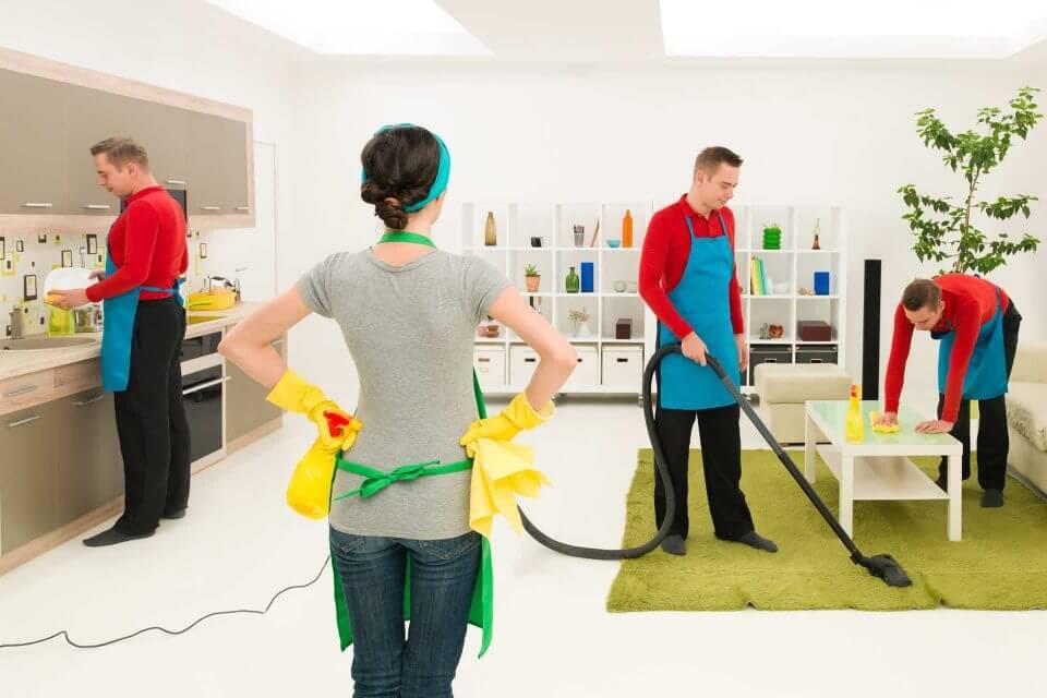 Lập kế hoạch dọn dẹp nhà cửa